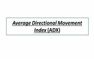 Introduccion al indicador adx